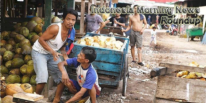 Indonesia Morning News For July 21