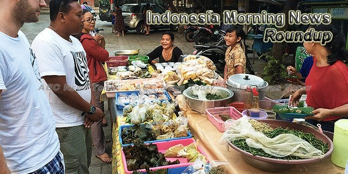 Indonesia Morning News For August 2
