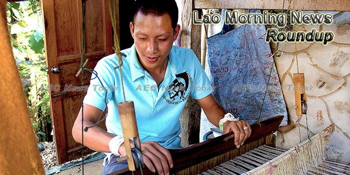 Lao Morning News For July 31