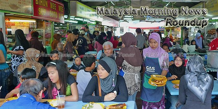 Malaysia Morning News For July 18