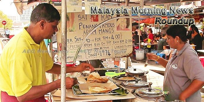 Malaysia Morning News For July 27