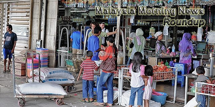 Malaysia Morning News For July 14