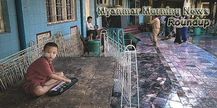 Myanmar Morning News For July 5