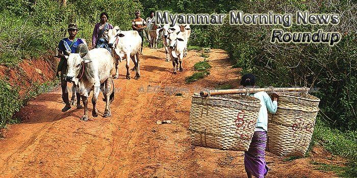 Myanmar Morning News For July 12