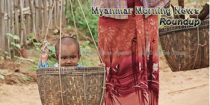 Myanmar Morning News For July 19