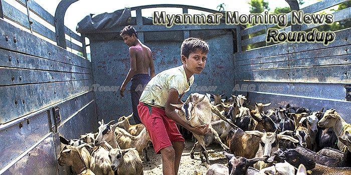 Myanmar Morning News For July 31