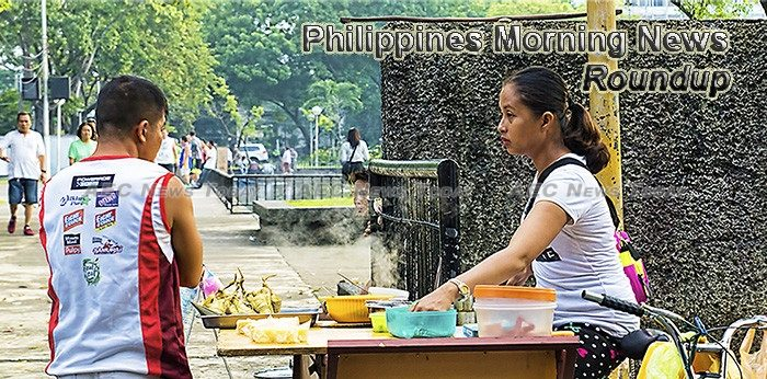 Philippines Morning News For July 12