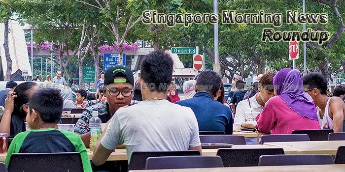 Singapore Morning News For July 24