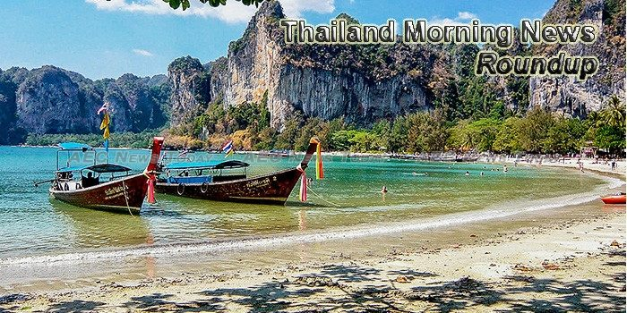 Thailand Morning News For July 21