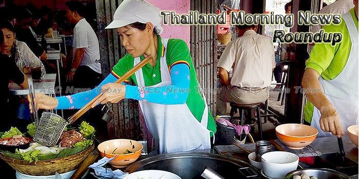 Thailand Morning News For August 3