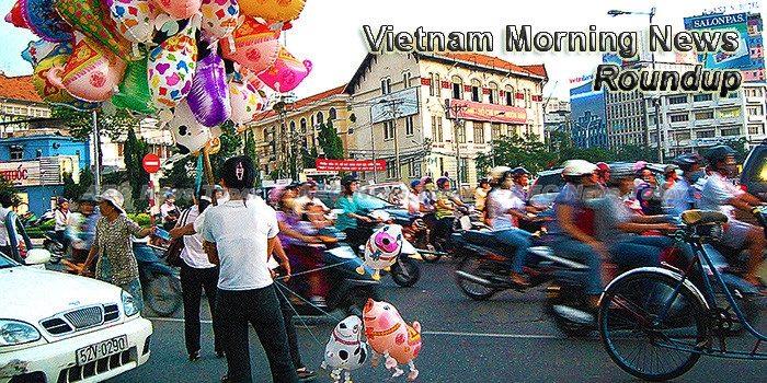 Vietnam Morning News For July 5