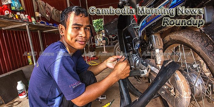 Cambodia Morning News For August 30