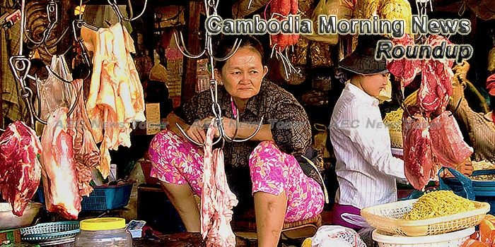 Cambodia Morning News For August 9