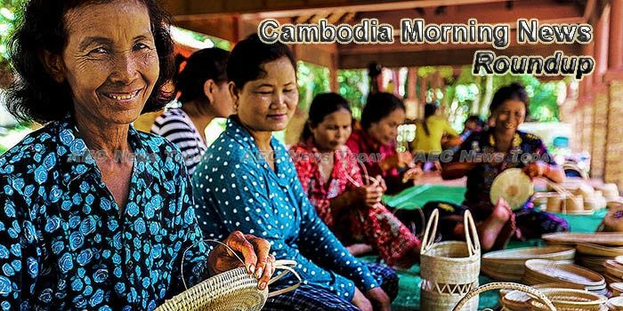 Cambodia Morning News For August 17