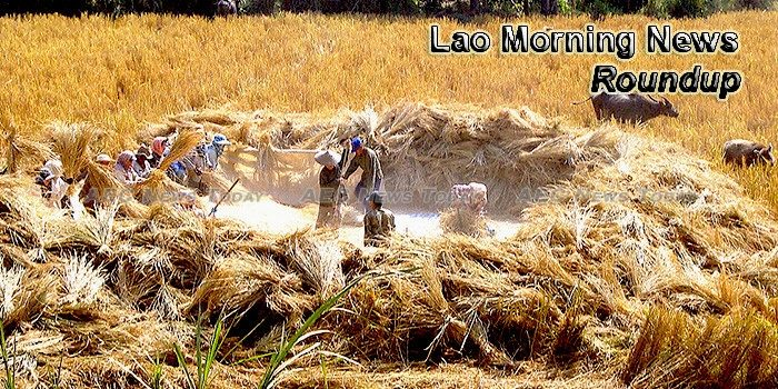 Lao Morning News For August 15