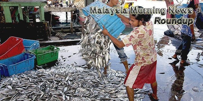 Malaysia Morning News For August 24
