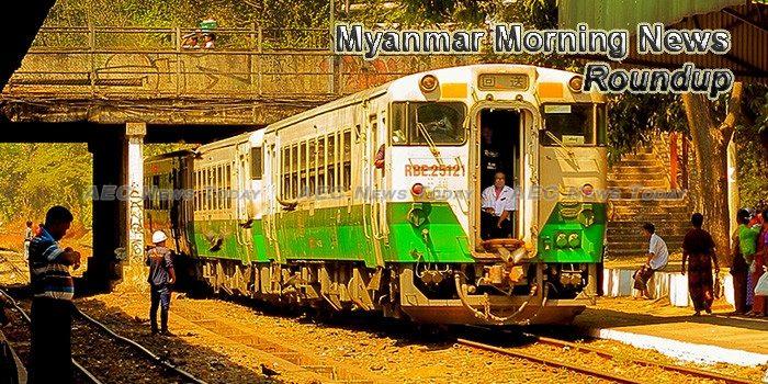 Myanmar Morning News For August 11