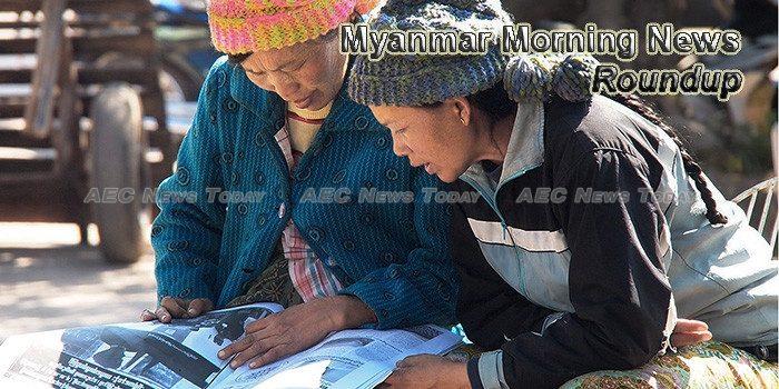 Myanmar Morning News For August 24