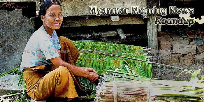 Myanmar Morning News For August 17