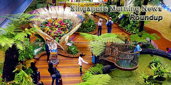 Singapore Morning News For August 17