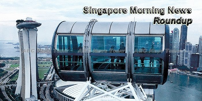 Singapore Morning News For August 24
