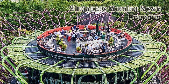 Singapore Morning News For September 1