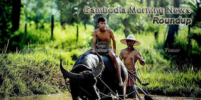 Cambodia Morning News For September 27