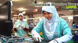 Indonesia Morning News For September 15