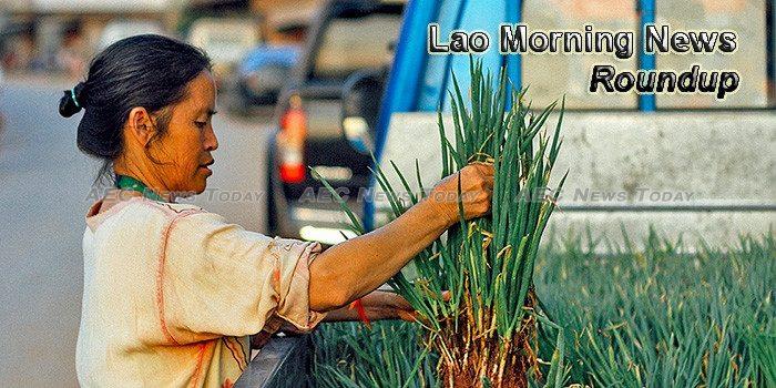 Lao Morning News For September 8