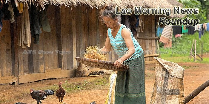 Lao Morning News For September 13