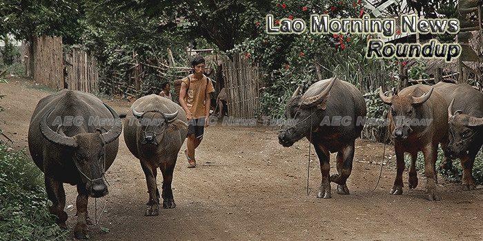 Lao Morning News For September 22