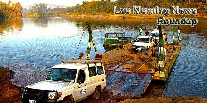 Lao Morning News For October 3