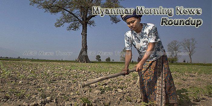 Myanmar Morning News For September 22