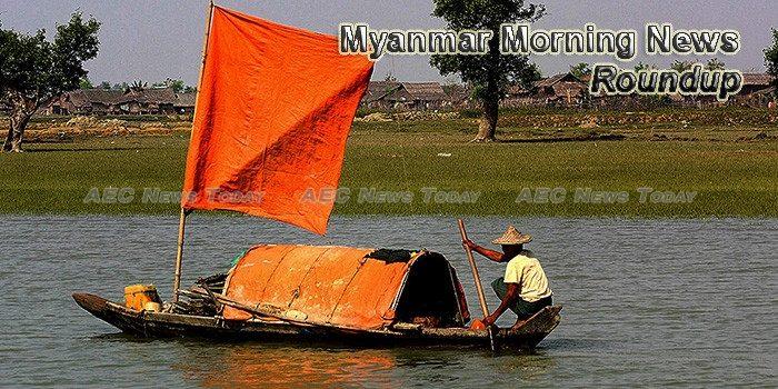 Myanmar Morning News For September 27