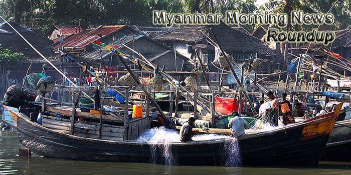 Myanmar Morning News For October 4