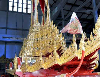 Prep for King Bhumibol cremation 028a | Asean News Today