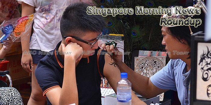 Singapore Morning News For September 13