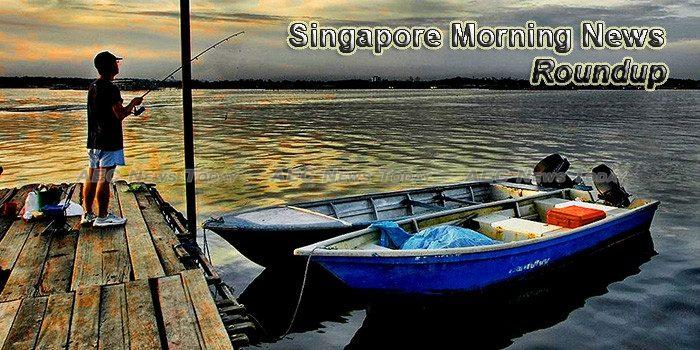 Singapore Morning News For September 20