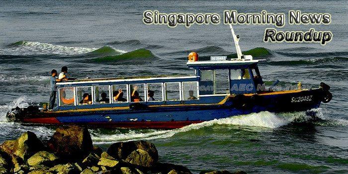 Singapore Morning News For September 26