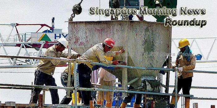 Singapore Morning News For October 5