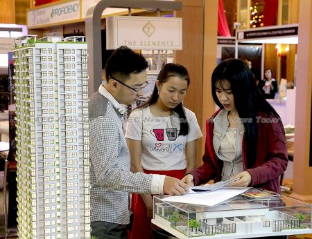 More than 30 deals exceeding a combined total of $30 million were signed at the first Cambodia Real Estate Show in May