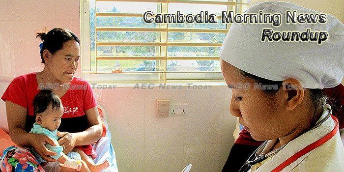 Cambodia Morning News For October 20