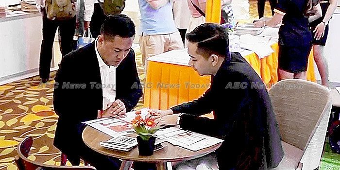 Developers ready to deal at Cambodia real estate show 2
