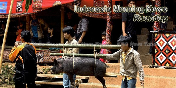 Indonesia Morning News For October 12