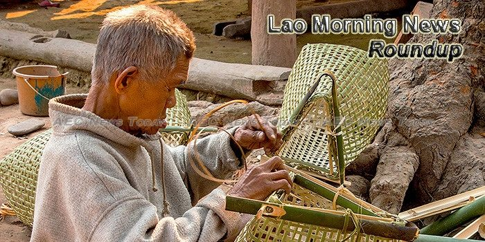 Lao Morning News For October 10