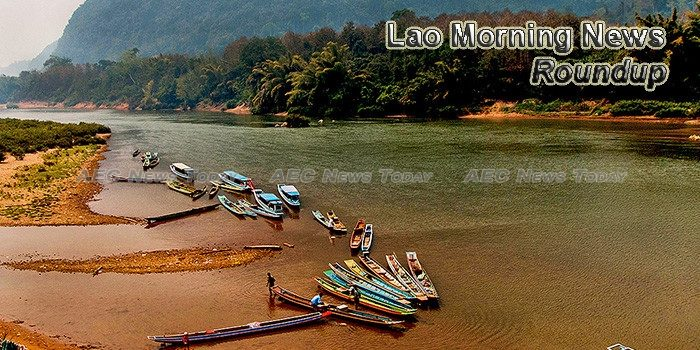 Lao Morning News For October 26