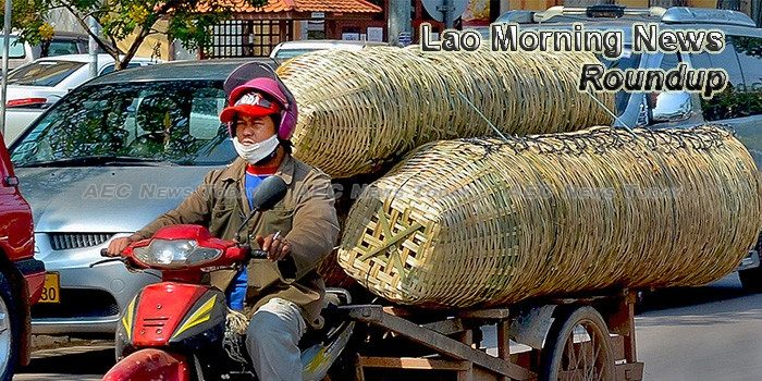 Lao Morning News For October 31