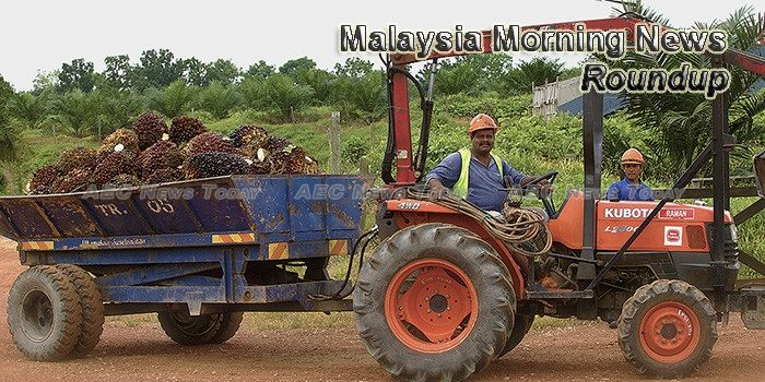 Malaysia Morning News For October 16