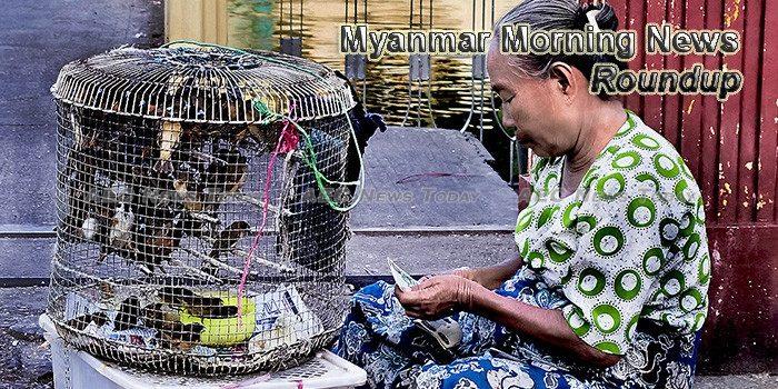 Myanmar Morning News For October 12
