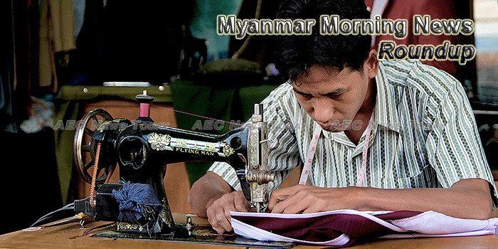 Myanmar Morning News For October 20